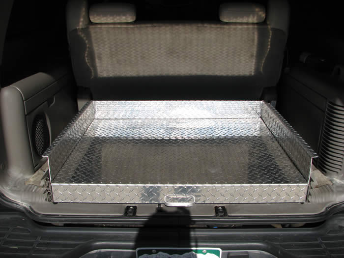 Truck Bed Slide SUV